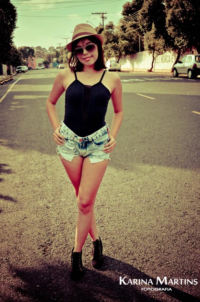 Ensaio Externo com Ana Paula Alves