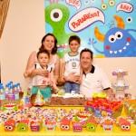 Aniversário Infantil – Augusto 5 anos