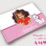 Álbum tema Marie Aniversário Infantil – 1 aninho da Valentina