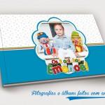 Álbum tema Patati Patata Aniversário Infantil – 2 aninhos do Emanoel